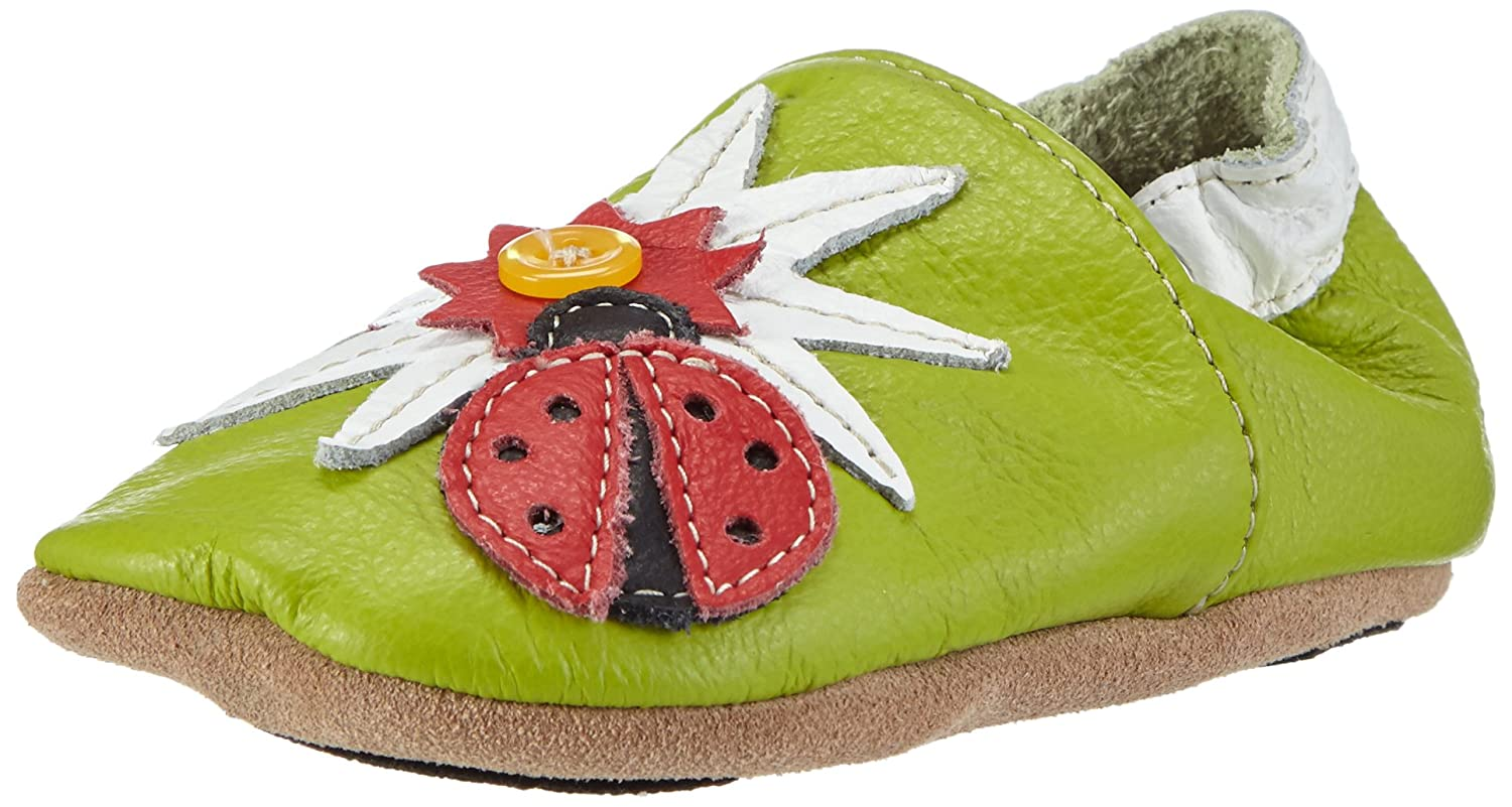 Hobea Germany HOBEAF12266 Chaussures Premiers pas Edelweiss Design Taille 18/19