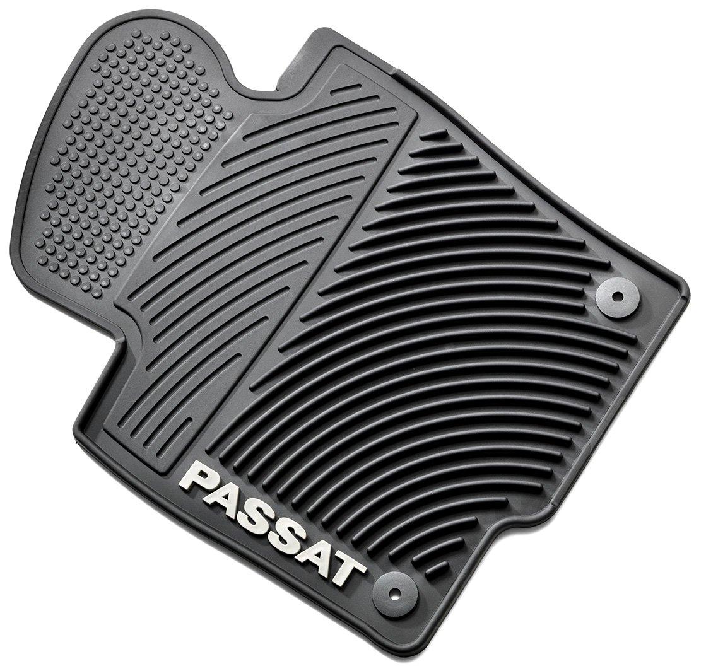 Rubber floor mats vw passat - Amazon Com Oem Vw Passat All Weather Monster Rubber Floor Mats 561 061 550 A 041 Black Automotive
