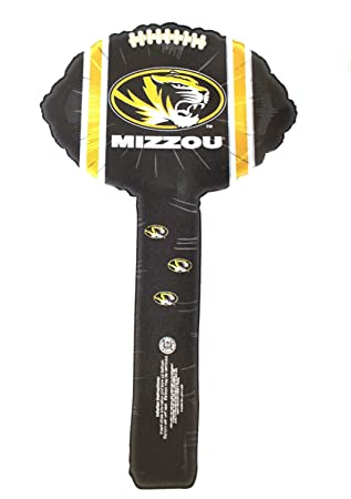 Amazon.com : NCAA Officially Licensed Missouri Mizzou Team Air Hammer Balloon : Sports & Outdoors