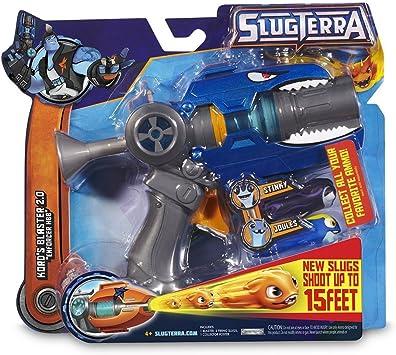 SLUGTERRA Basic 51633 74879 Blaster with 2 Slugs Assorted Colours