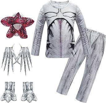Stranger Things Disfraz niños de Disfraz de Demogorgon Pijamas con ...