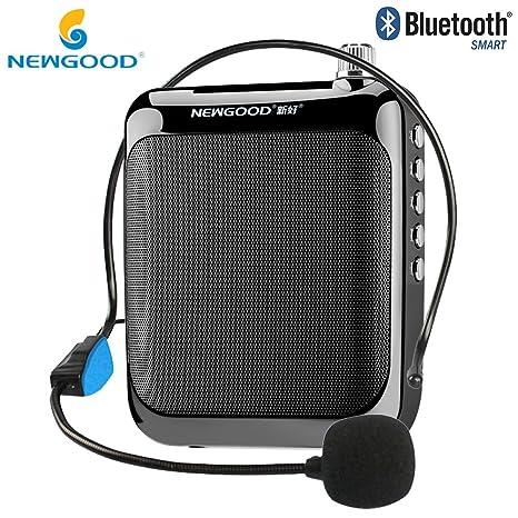 Review NEWGOOD Bluetooth Waistband Portable