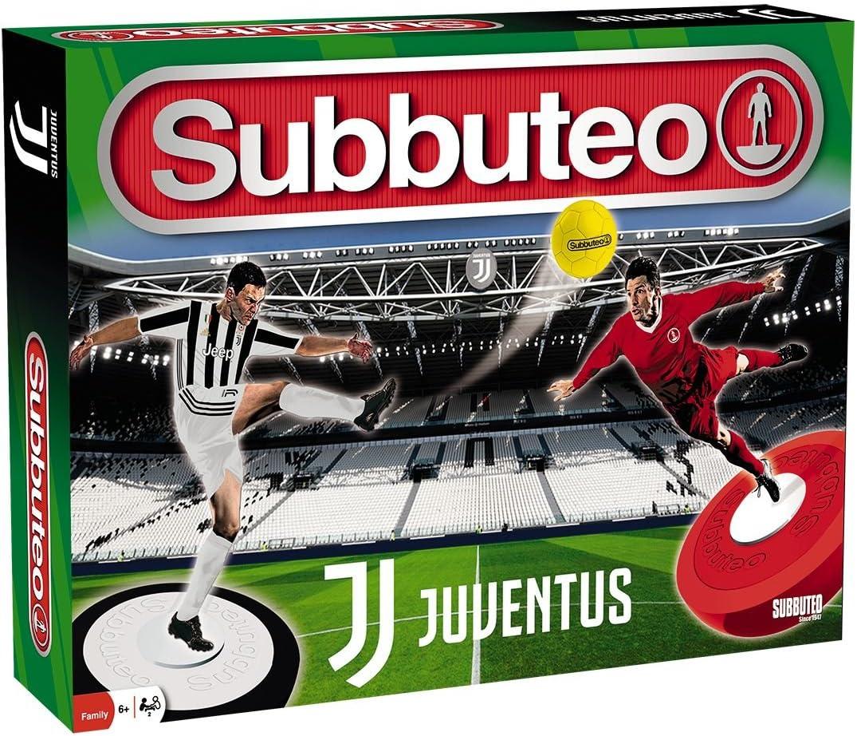Giochi Preziosi – Subbuteo playset Juventus con 2 Equipos: Amazon ...