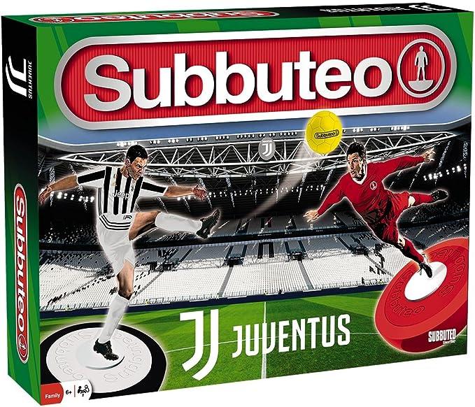 Giochi Preziosi - Subbuteo Playset Juventus con 2 alfombras de ...