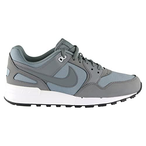 new style e06be 45695 NIKE Mens Leather Air Pegasus Sneakers -12 Buy Online at Low Prices in  India - Amazon.in