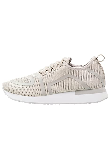 NIKE Sneaker Scarpe Da Ginnastica Estate Scarpa low blu piatto Tessile Lacci