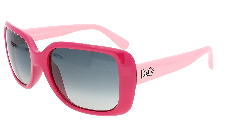 5381476538b DOLCE   GABBANA D G Ladies Designer Sunglasses   FREE Case D G 8067 1635  8G  Amazon.co.uk  Clothing