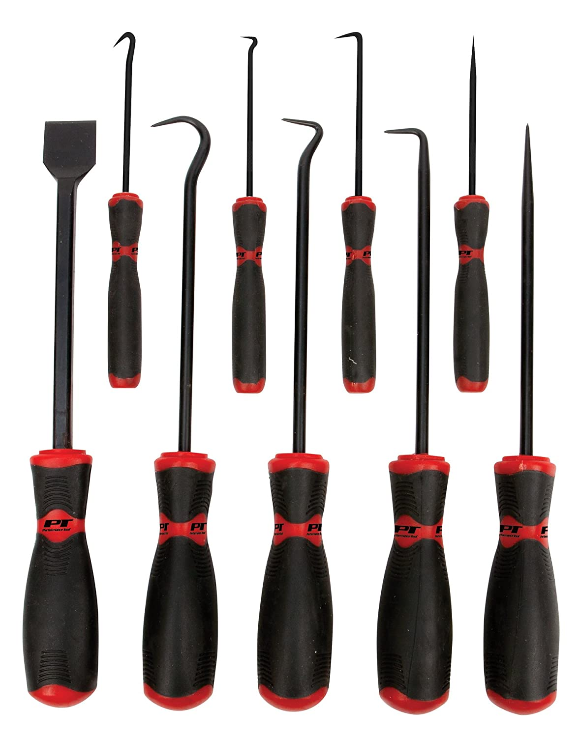 Performance Tool W941 8-Piece Specialty Pick/Driver Set Wilmar