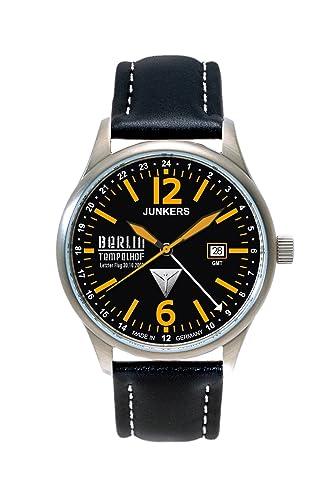Junkers Limitiert 6242 3 Tempelhof Amazon De Uhren