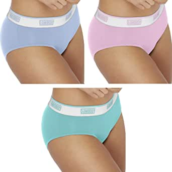 Bambody Absorbent Hipster: Sporty Period Panties | Protective Active Wear Underwear