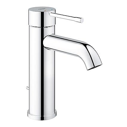Essence New S Size Single Handle Single Hole Bathroom Faucet