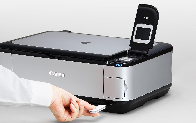 Canon imageCLASS PIXMA MP560 - multifunctionals (Inkjet, A4, Colour,  Flatbed, Colour, Mono): Amazon.co.uk: Computers & Accessories