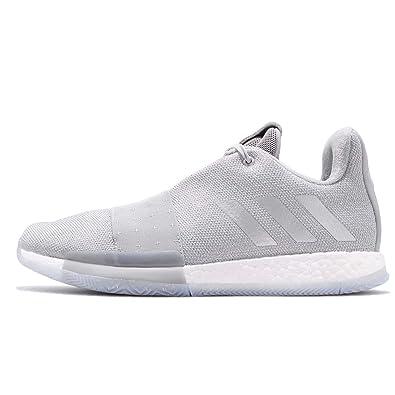 7152d1d49570 Adidas - Chaussure de Basketball James Harden Vol.3 Voyager Gris Homme  Pointure - 41