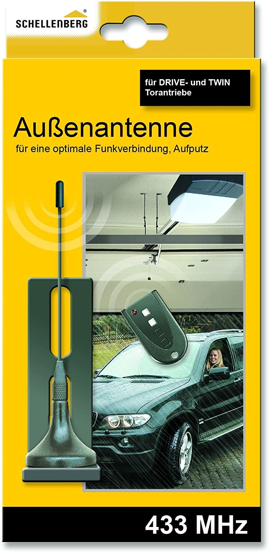 Schellenberg 60014 - Antena exterior para accionamiento de ...