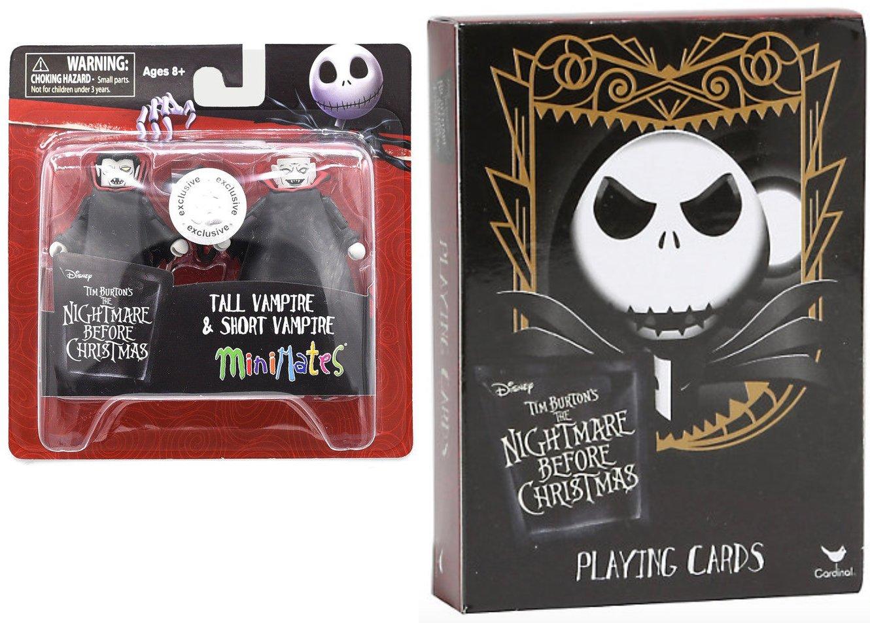 Amazon.com: NBC Mini The Nightmare Before Christmas Mini Figures Art ...