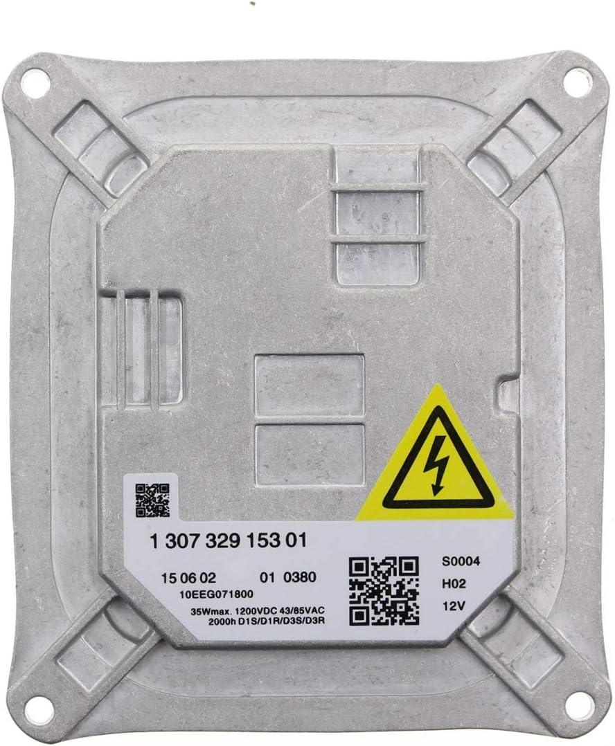 Xenon HID Headlight Ballast Control Unit Module Controller for D1S D1R D3S D3R Bulb 63117182520 63112754797 25806714 8J0907391 130732915301 130732919301