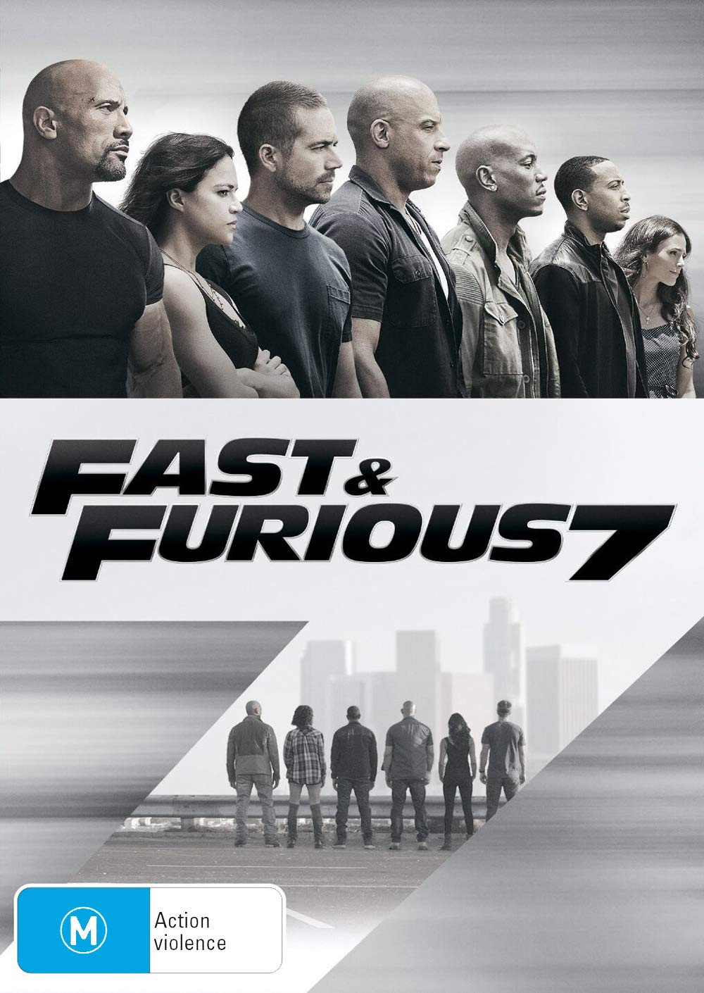 Amazon Com Fast And Furious 7 James Wan S Non Usa Format Pal Region 4 Import Australia Dwayne Johnson Paul Walker Vin Diesel Jason Statham James Wan Movies Tv
