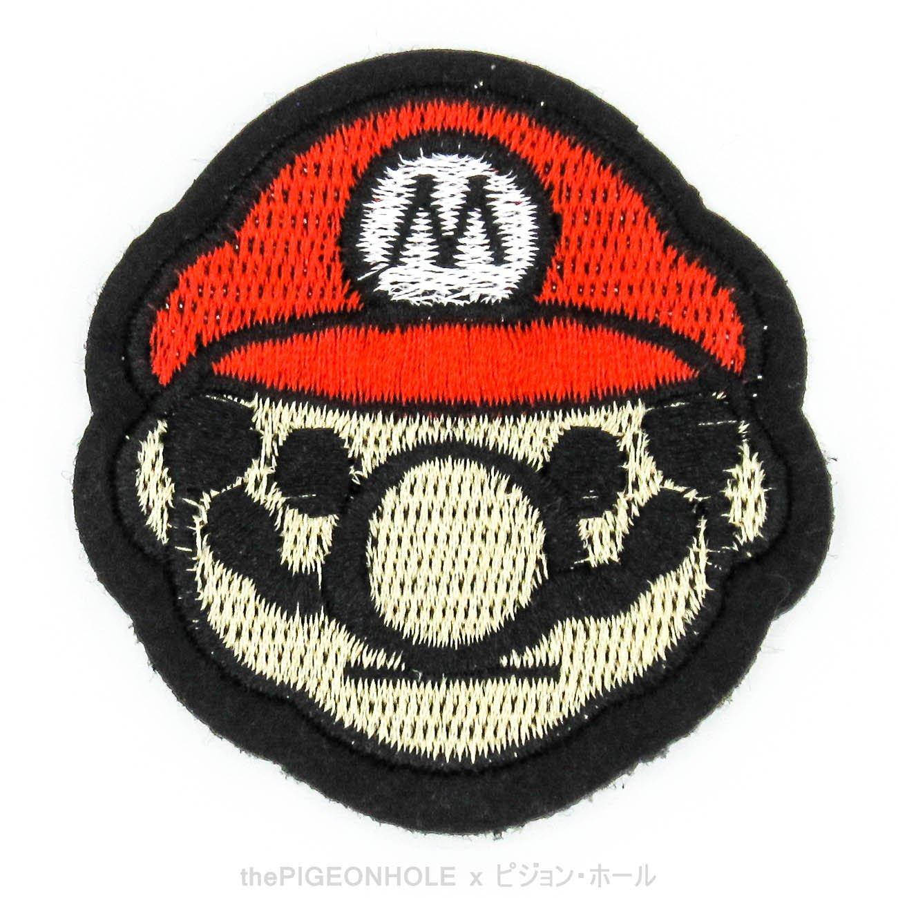 Geek Sundry Mario Head Nintendo S Super Mario Bros Brown Red