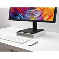 Jokitech Computer Monitor Screen Stand Riser Compatible with New Apple iMac Pro, Samsung, Dell, LG Ultrafine, HP, Asus…