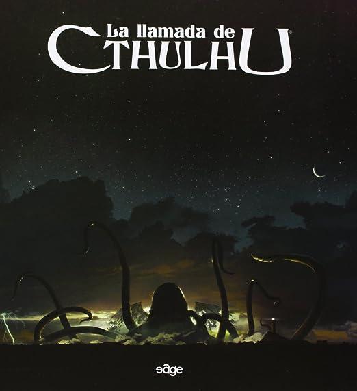 Edge Entertainment-La Llamada De Cthulhu-Español, Multicolor (EECHCC01): SD Toys: Amazon.es: Juguetes y juegos