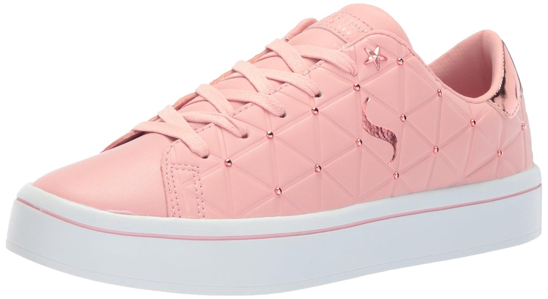 Skechers Street Women's Hi-Lite-Bermuda Sneaker B071G6TDYS 5.5 M US|Light Pink