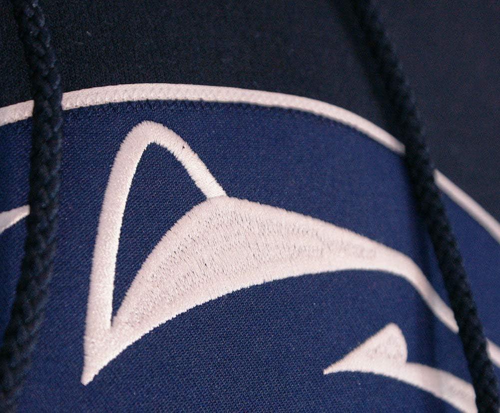 Elite Fan Shop Penn State Nittany Lions Hoodie Sweatshirt Captain Icon Navy