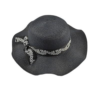 JDDRCASE Sombreros de Moda Gorras, Gorra para Mujer Sombrero ...