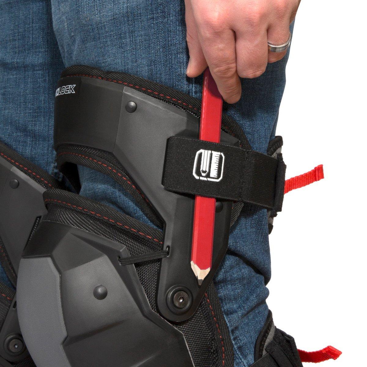 PROLOCK PLK08 93183 Gel Knee Pads Plus (1 pair) by PROLOCK (Image #6)