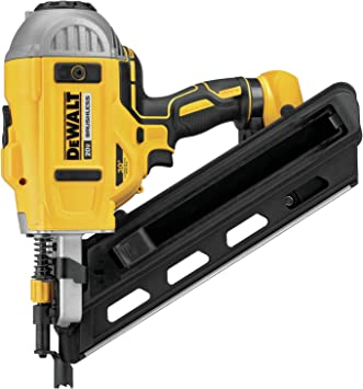 Dewalt 21 Degree 2000 Nails 2-3//8 x 0.113 in Metal Framing Nail Gun Nailer Tool