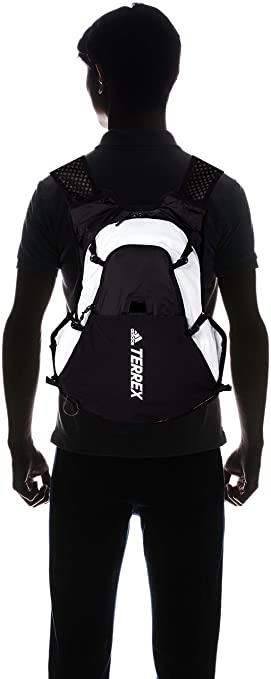 adidas Terrex TX Agravic L Vest Men WhiteBlackhi Res red