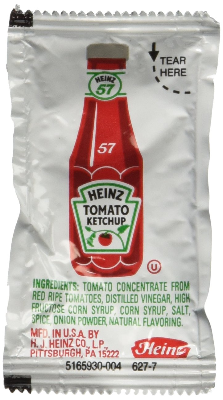Heinz Ketchup Packet Nutrition Facts – Besto Blog