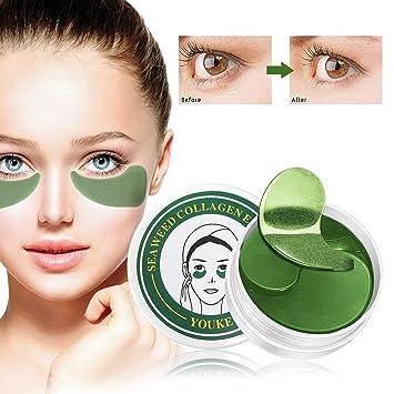 30 Pairs Seaweed Collagen Eye Mask Eye Pads Anti Aging, Anti Wrinkle, Puffy  Eyes, Remove Bags & Dark