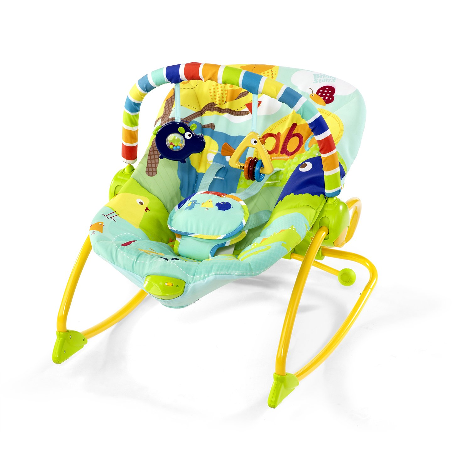 Bright Starts Rock in the Park Infant to Toddler Rocker Amazon