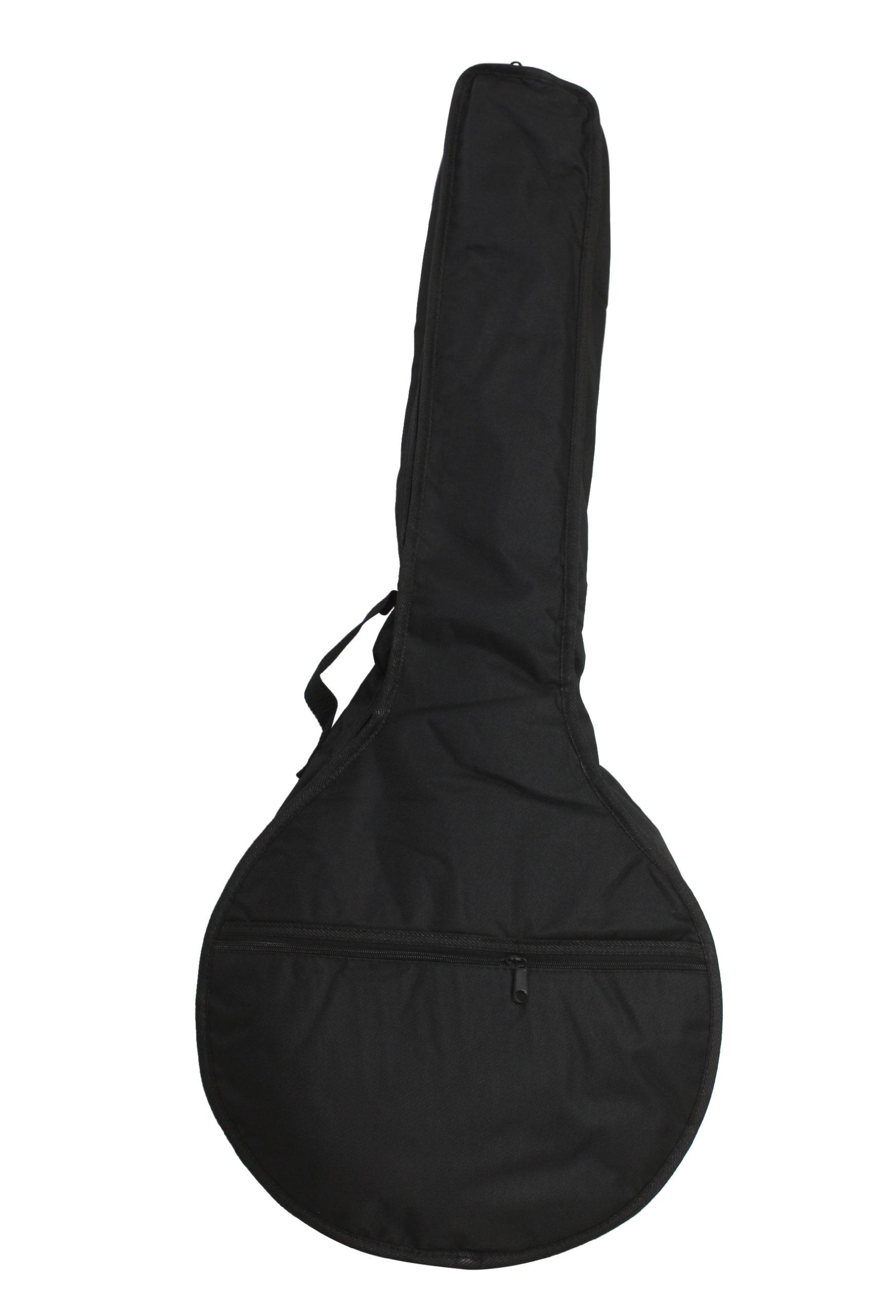 Jameson Banjo Padded Gig Bag Case with Shoulder Strap by Jameson Guitars