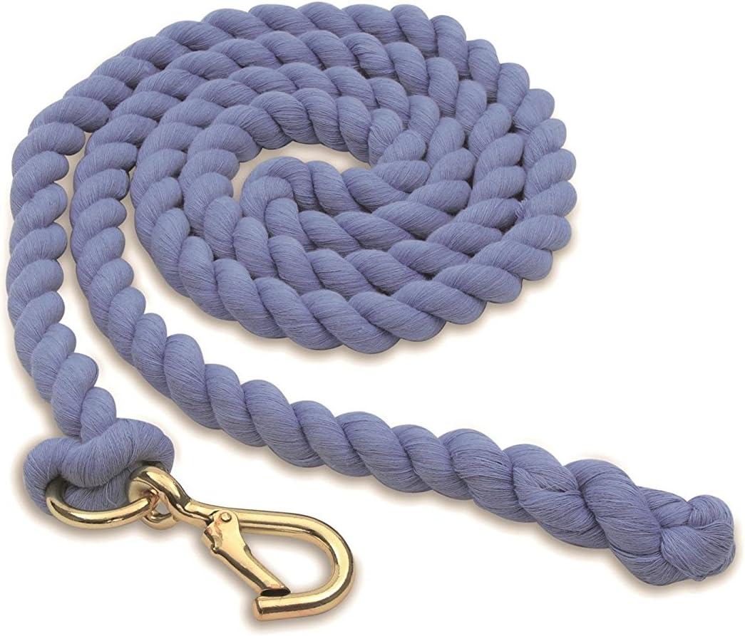 Shires Cordon de cou uni Bleu roi