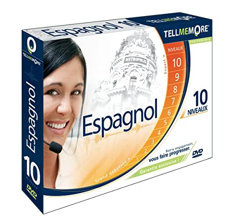 tell me more espagnol 10 niveaux