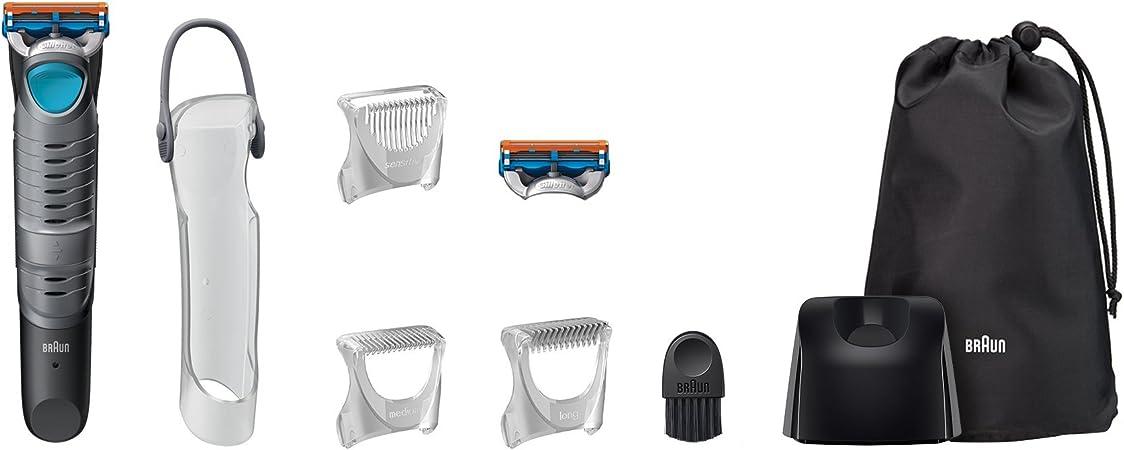 Braun Cruzer 6 body - Afeitadora corporal: Amazon.es: Salud y ...