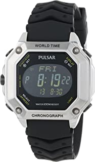 pulsar digital watch instruction manual how to and user guide rh manualguidefactory today pulsar watch owners manual Pulsar Digital Watch
