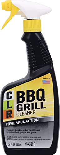 CLR BBQ Grill Cleaner, Spray Bottle