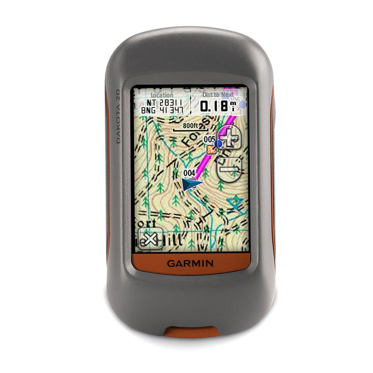 Garmin Dakota 20 - GPS de mano (se incluye tarjeta SD de ...