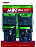 JT Eaton 409 Jawz Plastic Mouse Trap for Solid or Liquid Bait, 2-Pack