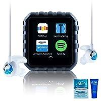 Delphin Waterproof Micro Tablet (8GB, Swimbuds Sport)