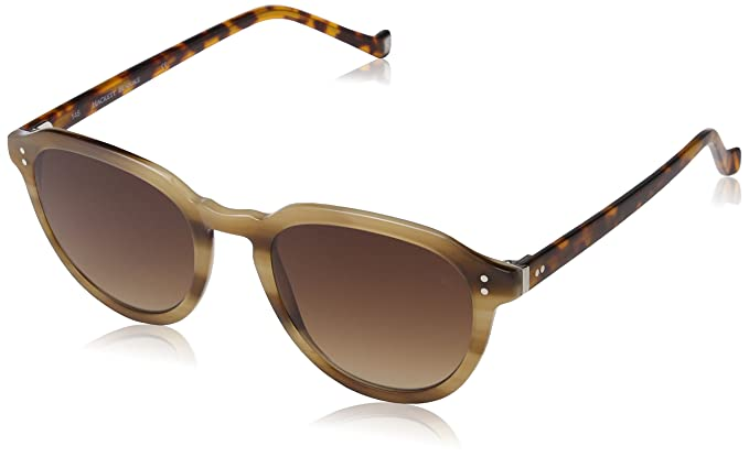 Hackett Bespoke Sunglasses HSB867 Gafas de sol, Marrón ...