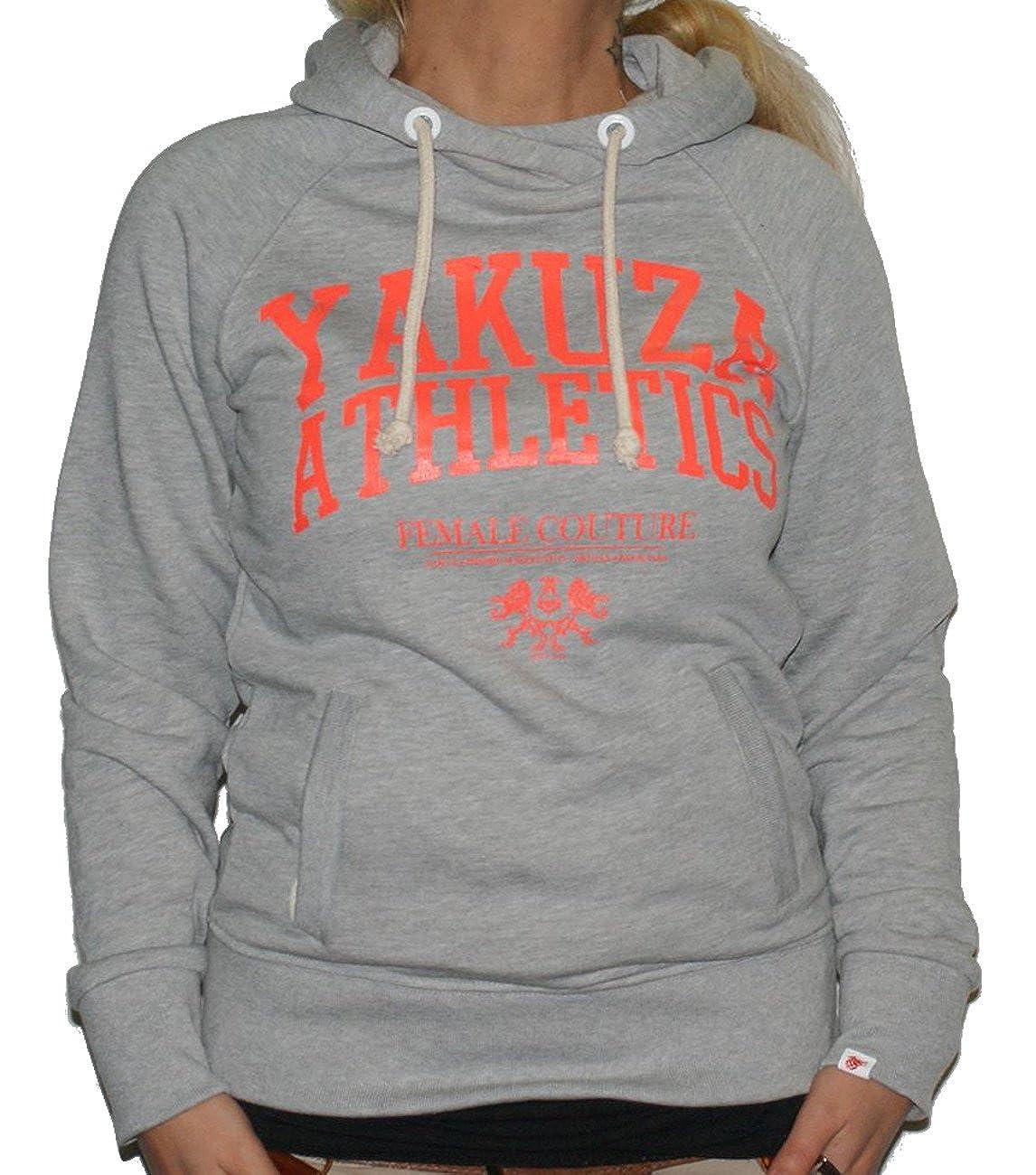 Yakuza Premium Damen Sweatshirt 2045 hellblau
