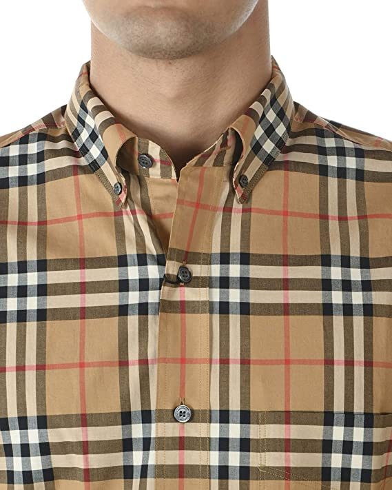 Burberry 8001236 Jameson ML - Camisa para hombre, color ...