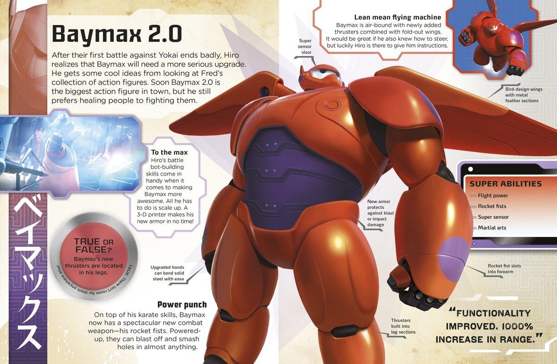 Tadashi Hamada. Big Hero 6 ...