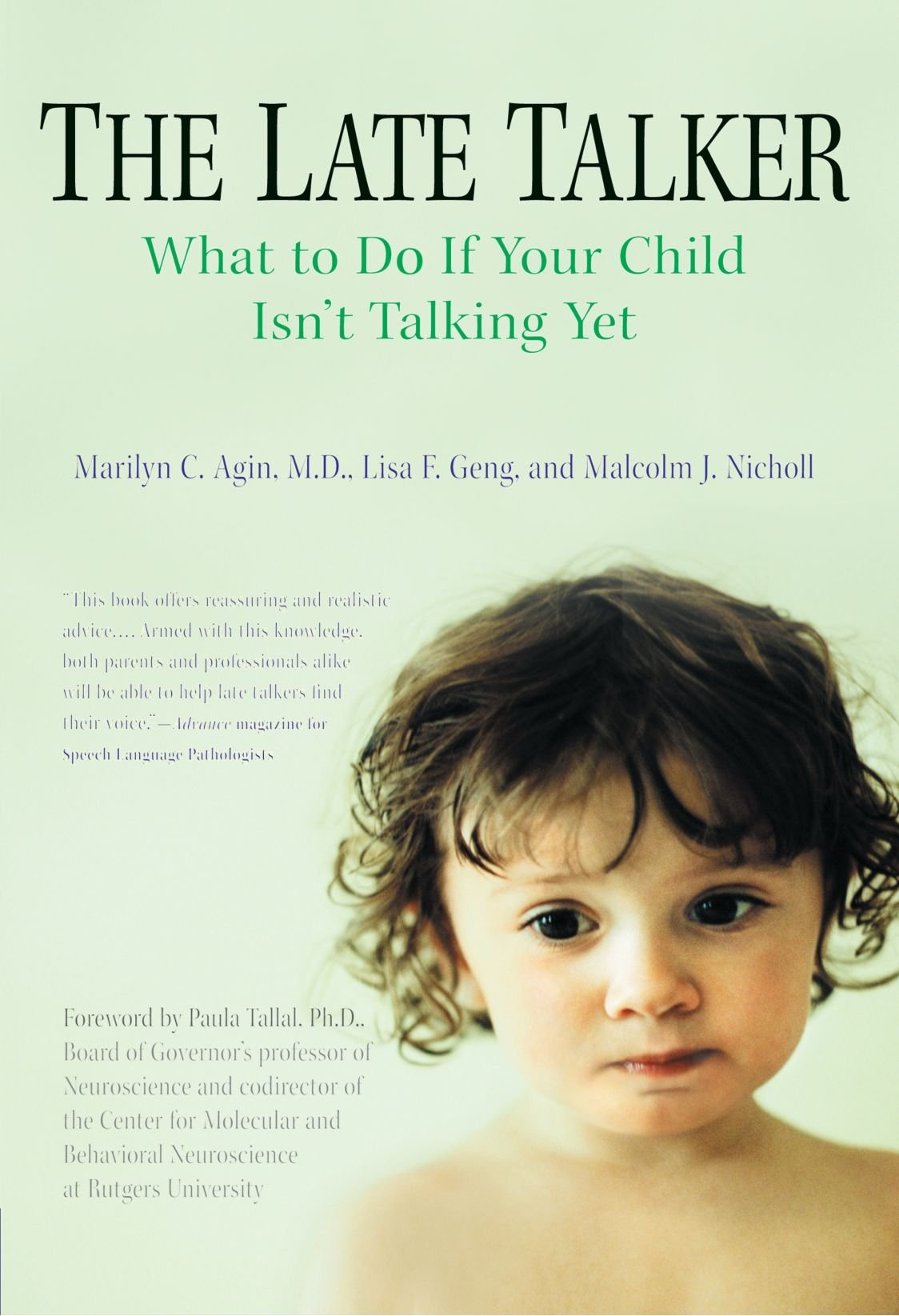 The Late Talker: What to Do If Your Child Isn't Talking Yet pdf epub