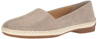 Paul Green Women's Wisdom Ballet Flat, Sand/Gold Dots, ...