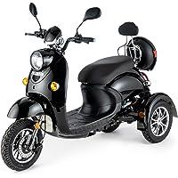 VELECO ZT63 Scooter Eléctrico de 3 Ruedas Estilo