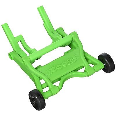 Traxxas 3678A Wheelie Bar, Green: Toys & Games